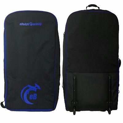 "54/"" Skimboard//Wakesurfer Double Backpack Style Travel Bag//Pixel"