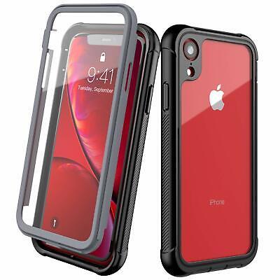 Cober Funda Para De Iphone XR Cover Moda Lujo Telefono Protector Negro FreeShip