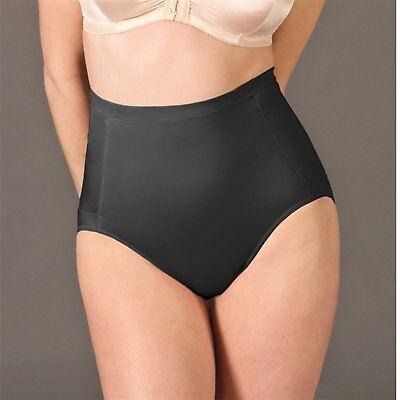 Annette Diva Defined Adjustable Shapewear Black Boy Shorts - XL / 2XL ()