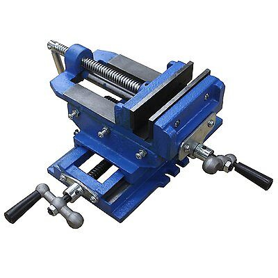 Vise 2 Way 4 Drill Press X-y Compound Cross Slide Mill Hardware Factory Store