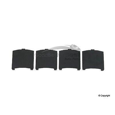 New Better Brake Parts Disc Brake Pad Shim Pack Front 8845 for Lexus (Best Brake Pads For Toyota Avalon)