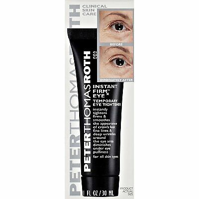 Peter Thomas Roth Instant Firm X Eye Tightener Firmx 1 Oz  New