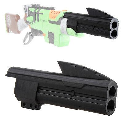 Worker F10555 3D Print Shotgun Barrel Muzzle Sight for Nerf SlingFire Modify Toy