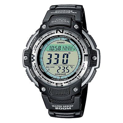 Купить Casio - Casio Twin Sensor multi-function Watch SGW-100-1VEF