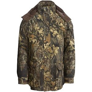 Remington Camo Traditional 4-in-1 Parka 3XL Waterproof Hunting Jacket w/ Liner