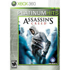 Assassin's Creed Microsoft Xbox 360 Video Games
