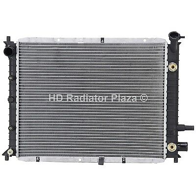Radiator Replacement For 98-03 Ford Escort ZX2 Coupe L4 2.0L New FO3010109 1998 Ford Escort Zx2 Coupe