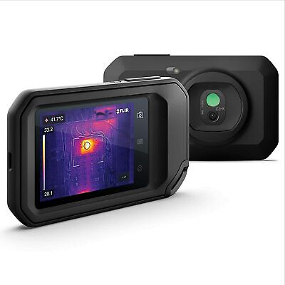 Flir C3-x Pocket Thermal Camera With Msx Ip54 Rated - 90501-0201