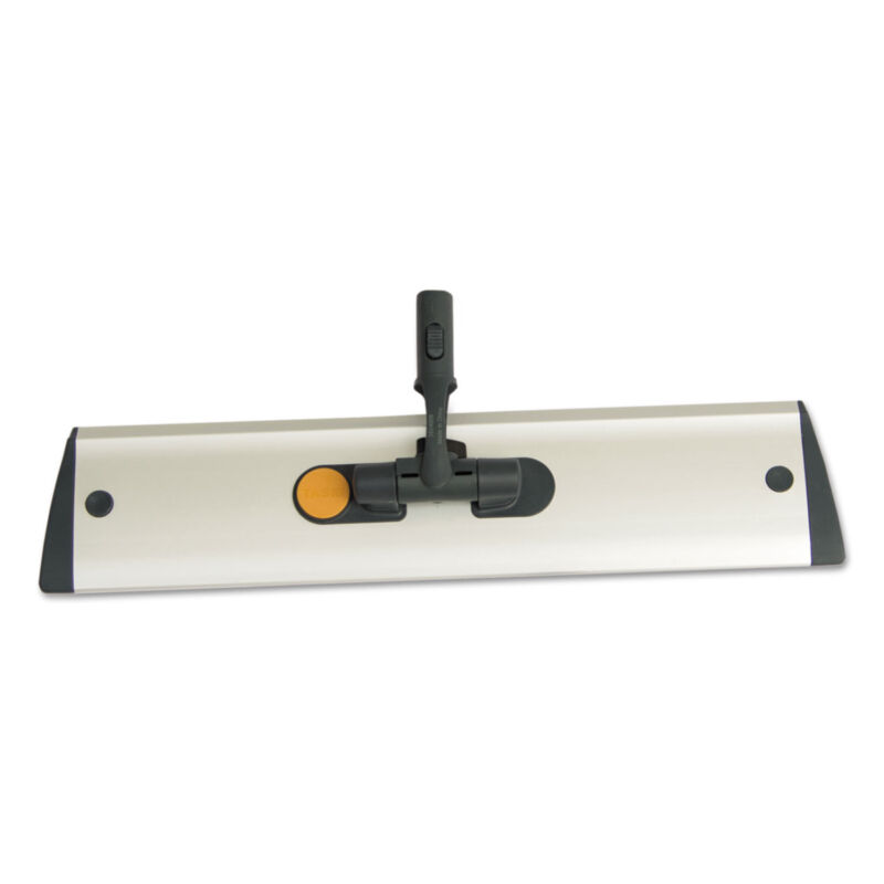 "Diversey Taski Ultra Plus Mop Frame, 16"" Mophead Size, Black/White, 16"" Wide"