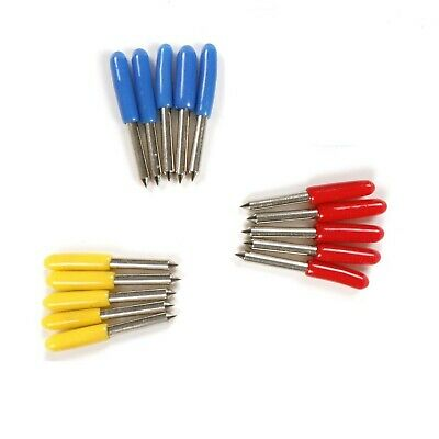 F.l.s 15pcs 304560 Degree Roland Vinyl Cutter Cutting Plotter Blade