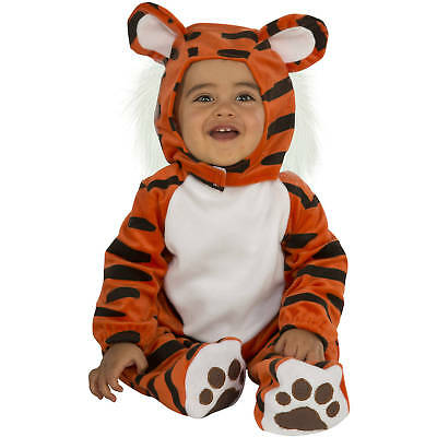 White Tiger Infant Halloween Costume (Tiger Infant 12-18 Months Halloween Costume)