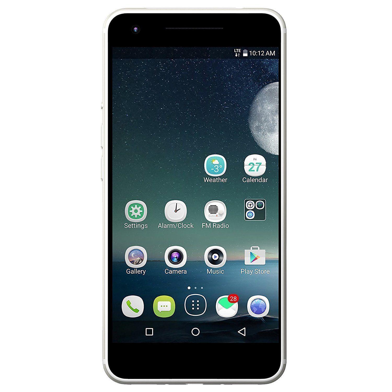 Luna 1 16gb Silver Unlocked Smartphone Ebay Xiaomi Redmi Note 4 64 Gbfull Black Stock Photo