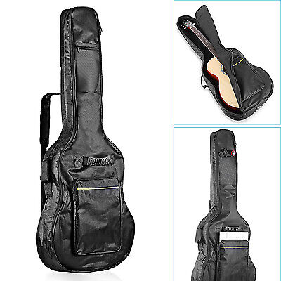 Neewer Protective Acoustic Guitar Padded Gig Bag with 2 Shoulder Straps