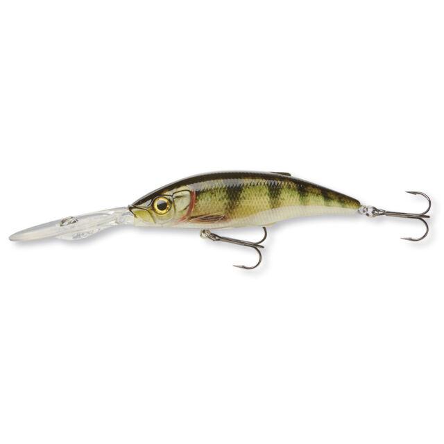 X DEEP SHAD FLOATING TEAM CORMORAN WOBBLER 18g 8,7cm 3-6m REAL FISH Nr 4 TOP