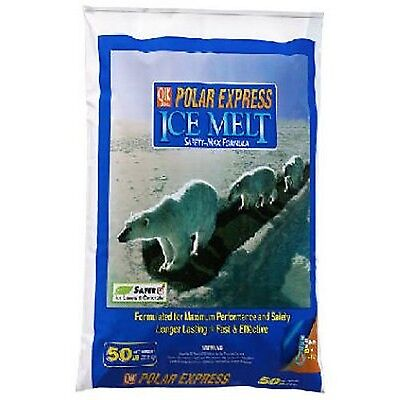 (Milazzo Industries 81050 Polar Express Ice Melter, 50-Pound 330399)
