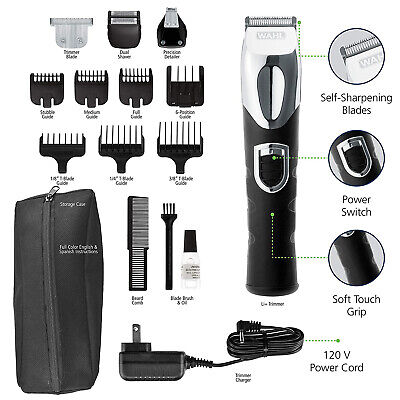 Lithium-Ion All-In-One Grooming Kit