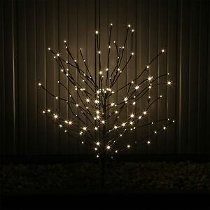 LED Lichterzweig LEDLZ144 warm weiss für aussen innen Ast Strauch Lichter Zweig