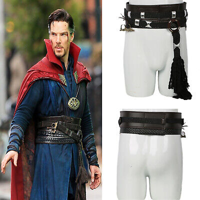 Xcoser Doctor Strange Stephen Vincent Belt Adjustable Costume Accessories forMen