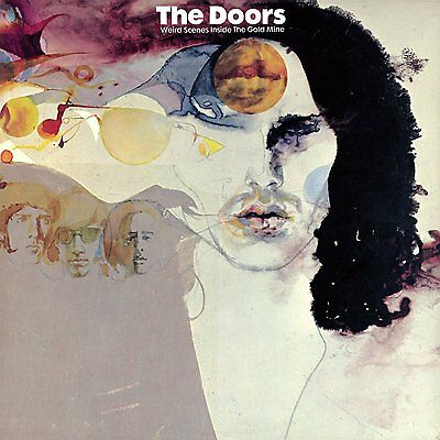 THE DOORS - WEIRD SCENES INSIDE THE GOLDMINE 180 GRAM 2LP VINYL ALBUM SET (2014)