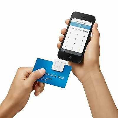 Square Swipe Payment Credit Card Reader For Iphone Ipad And Android