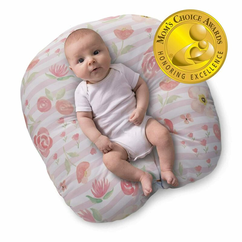 Newborn Lounger Safe and Comfortable Baby Support Pillow