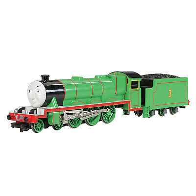 Bachmann Trains Thomas and Friends Henry the Green Engine Toy with Moving Eyes Engine Moving Eyes
