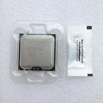 Intel Core 2 Extreme QX9650 3 GHz Quad-Core 12M 1333 Processor SLAN3 Socket 775 segunda mano  Embacar hacia Spain