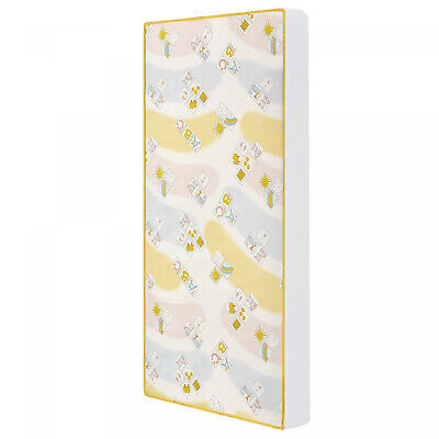 Premium Foam Crib Toddler Bed Mattress fits Standard Full Size Cribs Topper -