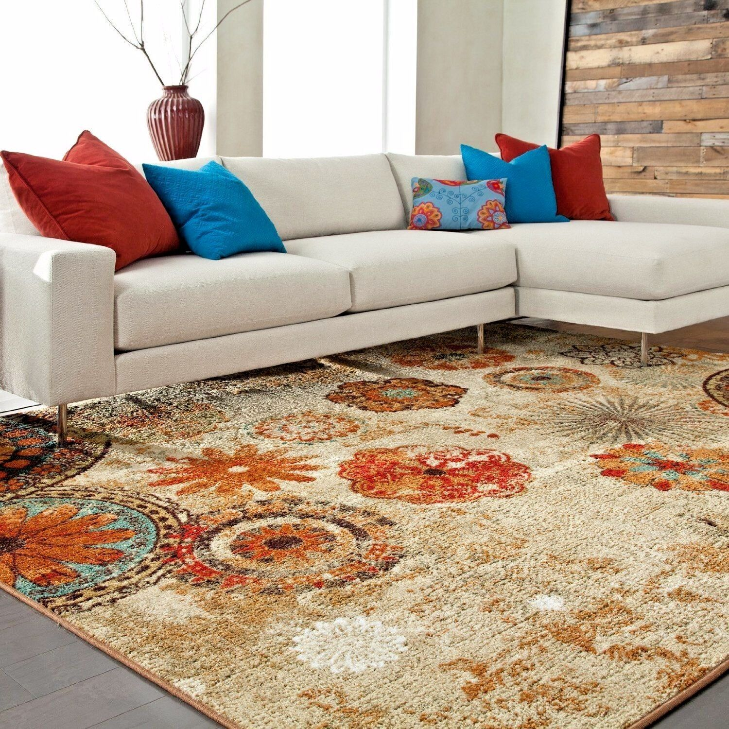 Rugs Area Rugs Carpets 8x10 Rug Floor Big Modern Large