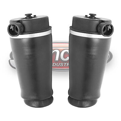- 1997-2002 Ford Expedition 2WD Rear Air Suspension Air Springs - New Pair