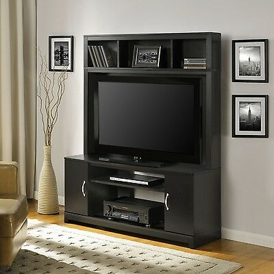 Modern TV Stand Media Entertainment Center Console ...