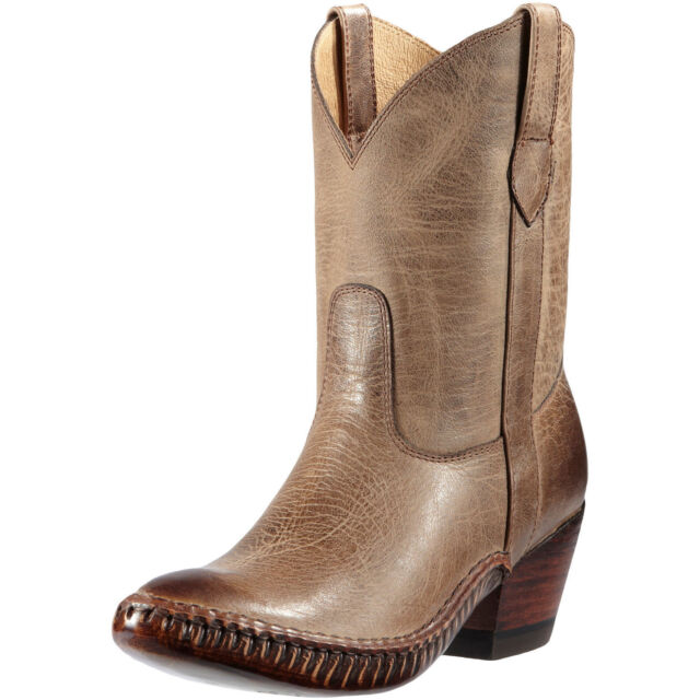 Ariat Fashion BOOTS Womens Stardust Western 7.5 B Stone 10012076 ...