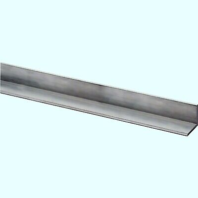 Aluminum Angle 316 X 1-14 X 4 Ft Length Unpolished Alloy 6061 90 Stock