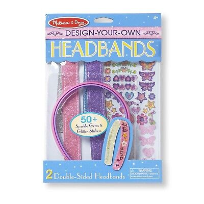 Toys For Girl 5 6 7 8 9 10 11 12 Year Old Headbands Jewelry Kids Gift Great Idea (Gift For 9 Years Old Girl)