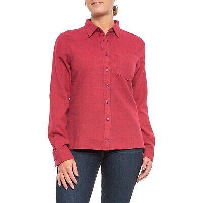 Woolrich Women's Pemberton Capsule Rich Flannel L/S Shirt  R