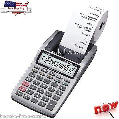 Printing Business Calculator Register Casio Office Desk Machine Calculate TAX