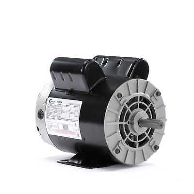 2 Hp 3450 Rpm Air Compressor Electric Motor 115230 Volts New Century B381