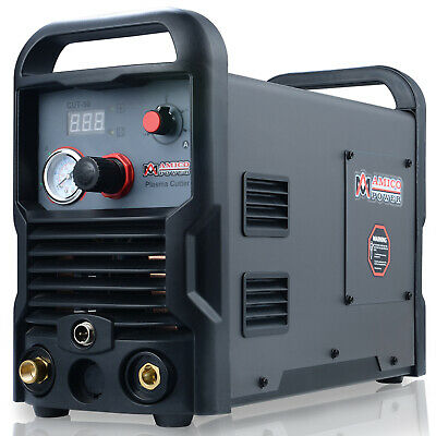 Amico Cut-50 50 Amp Air Plasma Cutter 115230v Dual Voltage Inverter Cutting