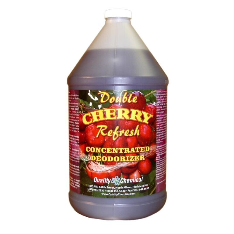 Double Cherry Refresh - Concentrated economical deodorant - 1 gallon (128 oz.)