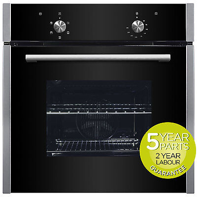 MyAppliances REF28730 60cm Designer Built-in Fan Assisted Single Electric Oven