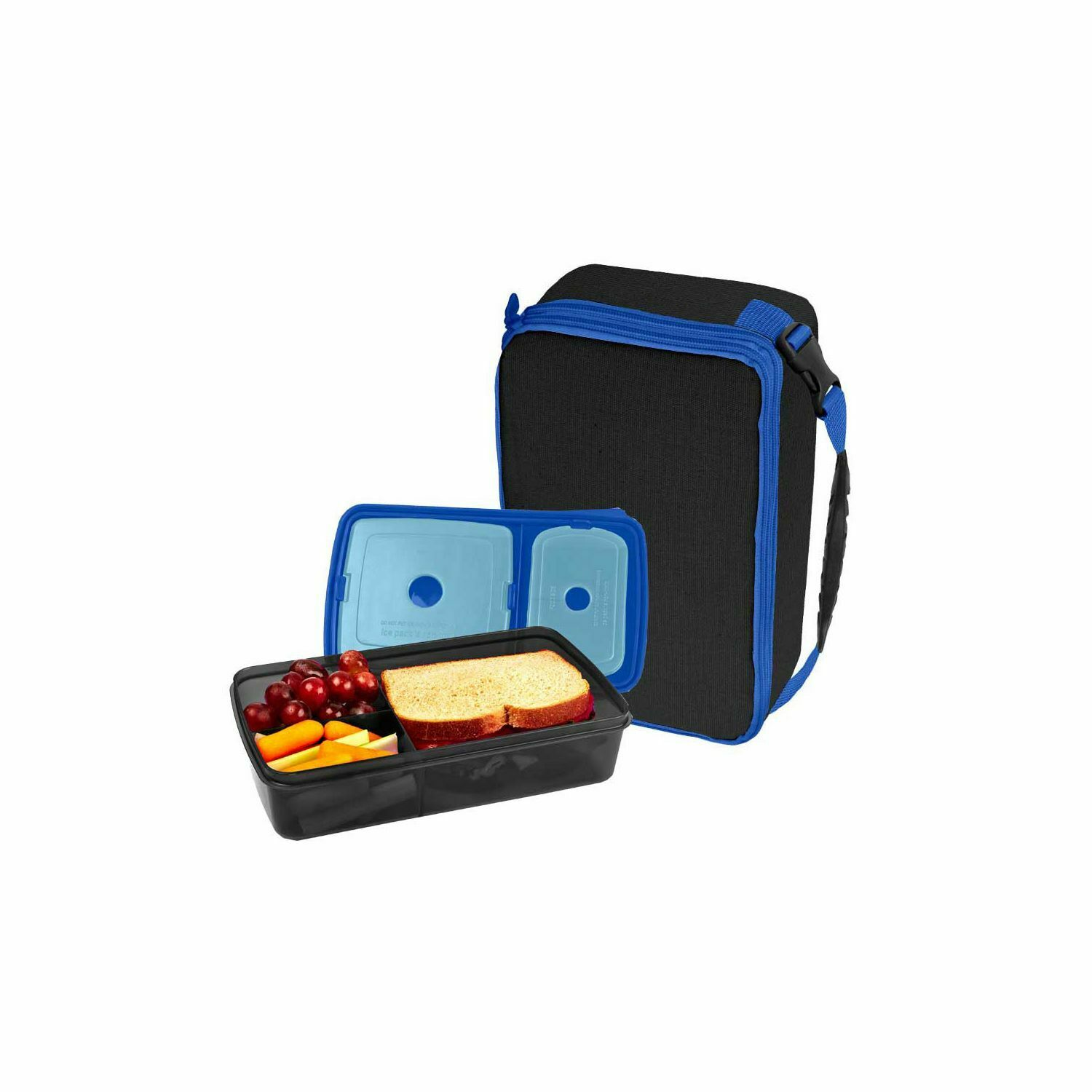 Fit & Fresh Bento Lunch Box - Various Styles and Colors - Br