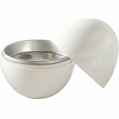 EFLEA New White Microwave 4 Egg Cooker ...