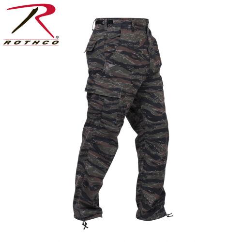 Vietnam Dark Tiger Stripe Camo BDU Pants Battle Dress Uniform Rothco