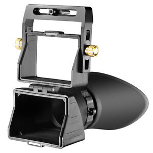 Neewer Universal Camera 2.5x LCD Viewfinder for 3