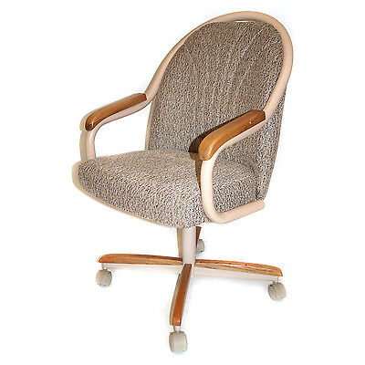 rolling caster chair product description this casual roller chair