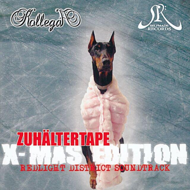 KOLLEGAH - ZUHÄLTERTAPE X-MAS EDITION  CD (2005) NEU