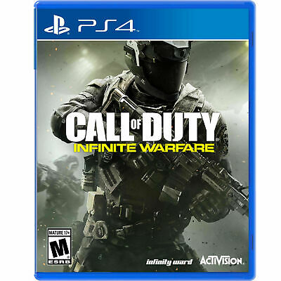 Call of Duty: Infinite Warfare (Sony Playstation 4 PS4) NEW & SEALED