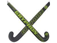 "Gryphon Tour Samurai Composite Outdoor Field Hockey Stick Size 36.5/"" /& 37.5/"""