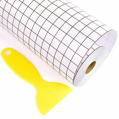 Htvront Paper Application Transfer Tape 12 In X 80 Ft Roll For Sign Craft Vinyl
