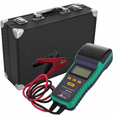 30Ah200ah 12V Auto Battery Tester Digital Battery System Health Tester Car Truck